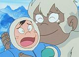 モジャ公 第63話 雪男に似てるのだあれ?