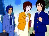 夢戦士ウイングマン 第6話 大人の恋はドリムのピンチ