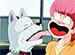 ハイスクール!奇面組 第22話 忠犬ラッシー物語 / 物星大・春なのにオカマですか?