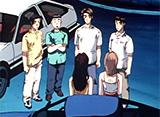 「頭文字D First Stage」 第17話〜第21話 7daysパック