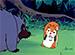 シートン動物記 りすのバナー 第15話 さすらいのヤマアラシ
