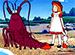 ふしぎの国のアリス 第19話 エビのカドリール