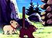 シートン動物記 くまの子ジャッキー 第14話 犬と羊をやっつけろ