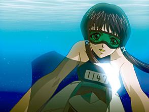 光と水のダフネ(DVD版) 第1話 マイアのいちばん長い日(前編)