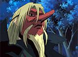 朝霧の巫女 第4話 其之七 巫術開眼 / 其之八 ヤガレナ