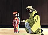 朝霧の巫女 第12話 其之弐拾参 審神者 / 其之弐拾四 付喪神