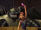 超ロボット生命体 トランスフォーマー プライム 第21話 友情変形!私のバルクヘッド