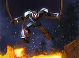 超ロボット生命体 トランスフォーマー プライム 第32話 剣爆変形!ホイルジャックとドレッドウイング