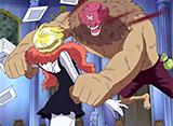 アニメジャン 「ワンピース」 スリラーバーク編2(第350話〜第363話) 14daysパック