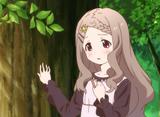 ヤマノススメ 九合目 森の中で森ガール!?