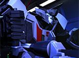 超ロボット生命体 トランスフォーマー プライム 第40話 音波変形!ラチェットの秘策
