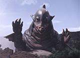 ウルトラマンコスモス 第27話 地球生まれの宇宙怪獣