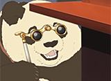 しろくまカフェ 第50話 ペンギンさんの秘密 / 春のお花見