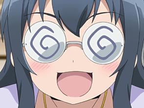 俺の妹がこんなに可愛いわけがない。 第3話 俺の友達が眼鏡を外すわけがない