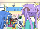 らき☆すた 第12話 お祭りへいこう