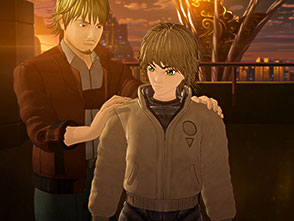APPLESEED XIII 第3話 偽りの面影