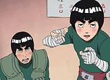 NARUTO-ナルト- 疾風伝 第448話 闘えロック・リー!
