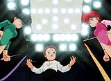 らんま1/2 デジタルリマスター版 第1シーズン 第12話 女の恋は戦争よ! 格闘新体操でいざ勝負