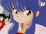 らんま1/2 デジタルリマスター版 第1シーズン 第18話 激烈少女シャンプー登場! ワタシ命あずけます