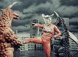 ウルトラマンレオ 第1話 セブンが死ぬ時!東京は沈没する!