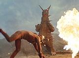 ウルトラマンレオ 第10話 かなしみのさすらい怪獣
