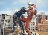 ウルトラマンレオ 第13話 大爆発!捨身の宇宙人ふたり