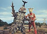 ウルトラマンレオ 第25話 かぶと虫は宇宙の侵略者!