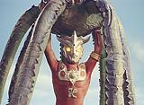 ウルトラマンレオ 第43話 恐怖の円盤生物シリーズ! 挑戦!吸血円盤の恐怖