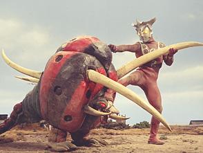 ウルトラマンレオ 第51話 恐怖の円盤生物シリーズ! さようならレオ!太陽への出発