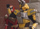 超星神グランセイザー 第4話 死闘! 大地の戦士