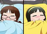 ぷちます!!-プチプチ・アイドルマスター- 第9話 風邪ひいちゃった!