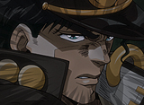 ジョジョの奇妙な冒険 スターダストクルセイダース 第1話 悪霊にとりつかれた男