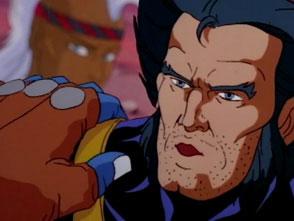 Marvel Comics X-MEN Season 4(吹き替え版) #46 価値ある男(前編)