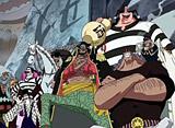ワンピース 第485話 ケジメをつける 白ひげVS黒ひげ海賊団
