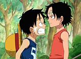 ワンピース 第493話 ルフィとエース 兄弟の出会いの物語!