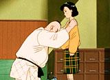 YAWARA! 第5話 いざ実戦! 柔の道は一日にしてならずぢゃ!!