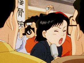 YAWARA! 第7話 ホッホッホッ! 日本をゆるがす柔ブームぢゃ!!