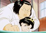 YAWARA! 第10話 お母さんと一本背負い! 90年代は柔の時代ぢゃ!!