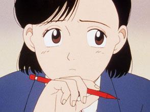 YAWARA! 第27話 柔と恋の四角関係