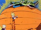 ドラゴンボール改 第95話 バイバイみんな! これが地球を救う唯一の道