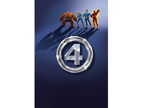 Fantastic Four (The Animated Series) 第1話 ファンタスティック・フォー誕生 パート1