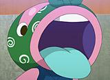 妖怪ウォッチ 第41話 妖怪キュン太郎/妖怪かりパックン/給食のグルメ 第4話「唐揚げ」