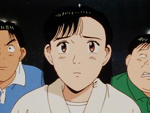 YAWARA! 第79話 がんばれ富士子! 一等賞は目の前だ!!
