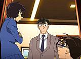名探偵コナン 第760話 意外な結果の恋愛小説(後編)