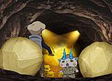 妖怪ウォッチ 第63話 妖怪エイプリルフール/妖怪なまはげ/金妖スペシャル! コマさん探検隊! 史上最大の歴史ミステリー! 行く手を阻む謎の集団! 徹底捜索! 『幕府埋蔵金』がいま、その全貌を現す!