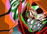 ニンジャスレイヤー フロムアニメイション 第1話 ボーン・イン・レッド・ブラック