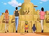 NINKU−忍空− 第6話 恐怖の要塞城