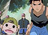 NINKU−忍空− 第17話 忍空狼の罠!