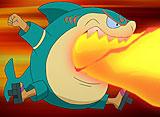 妖怪ウォッチ 第75話 妖怪トーシロザメ/妖怪しょうブシ/コマさんといく〜はじめてのラーメン屋さん〜