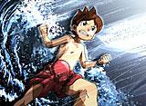 妖怪ウォッチ 第79話 夏だ、海だ、妖怪だ! グレるりん編/コマさんといく 〜はじめてのマッサージ〜/夏だ、海だ、妖怪だ! うみぼうず編